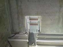 Incalzire radiatoare cu distribuitor
