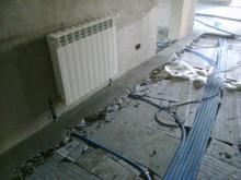 Incalzire radiatoare cu distribuitor 9